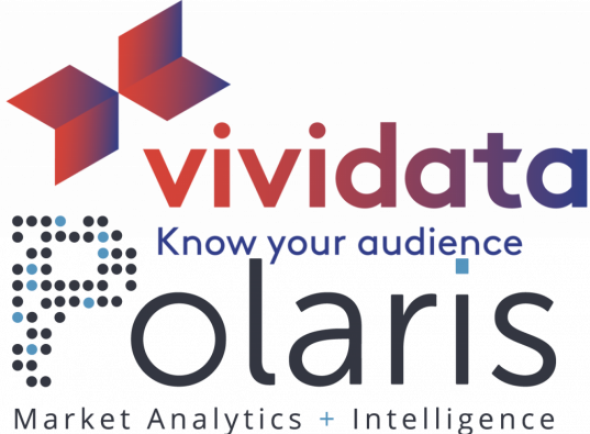 Vividata and Polaris logos