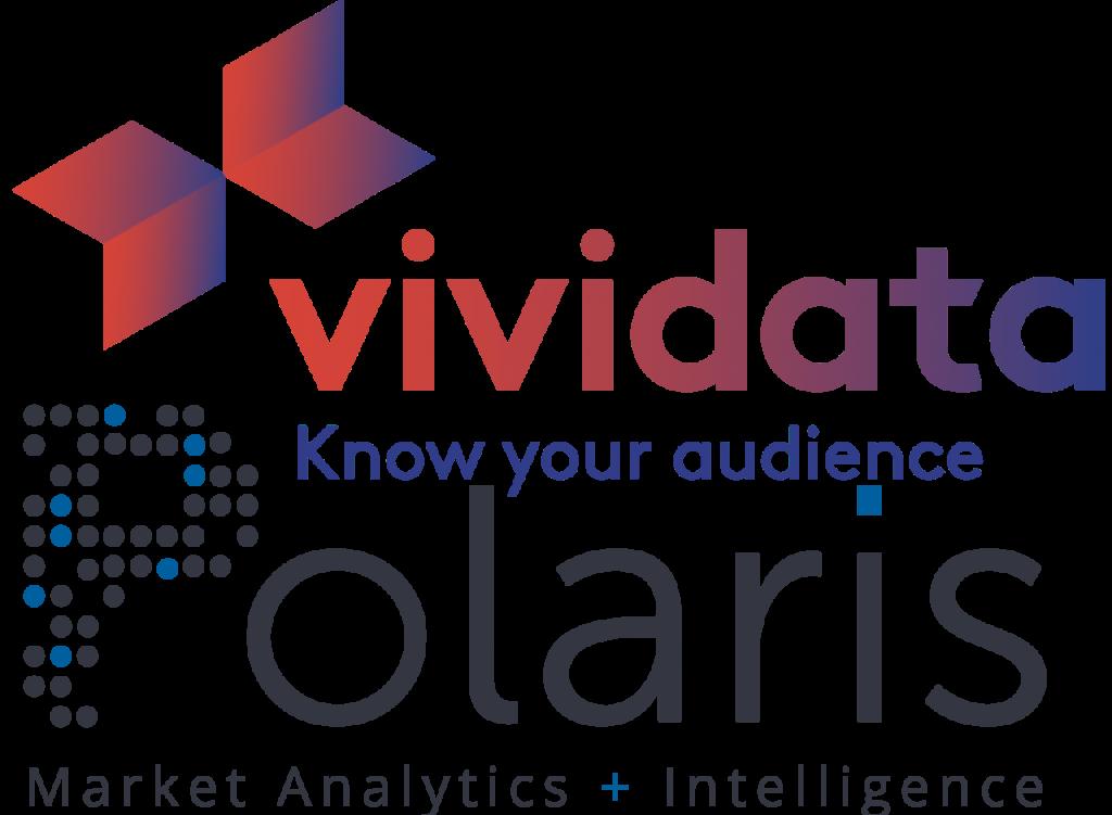 Vividata and Polaris logos