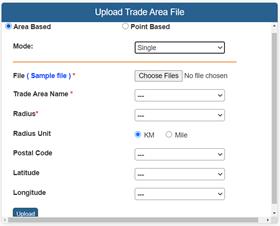 Importing custom shape files