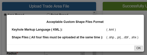 Importing Shape Files (.shp)