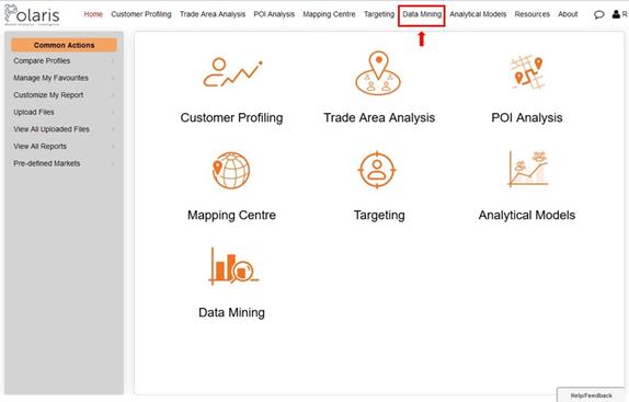 Data Mining Module